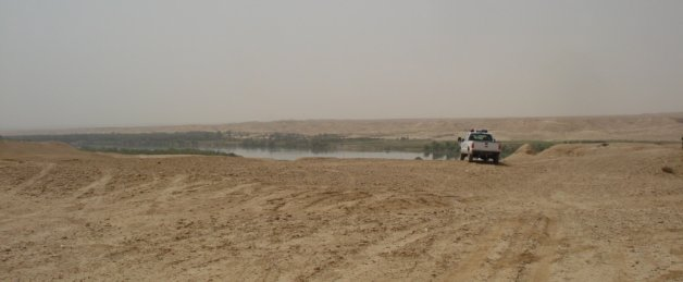 Euphrates looking south and east