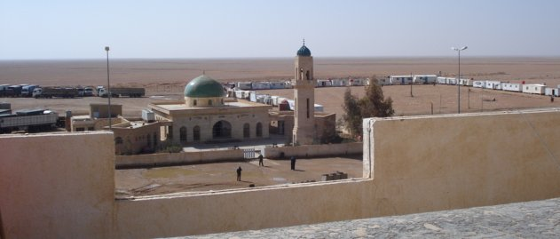 Mosque in Waleed