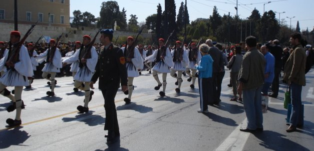 greek parade