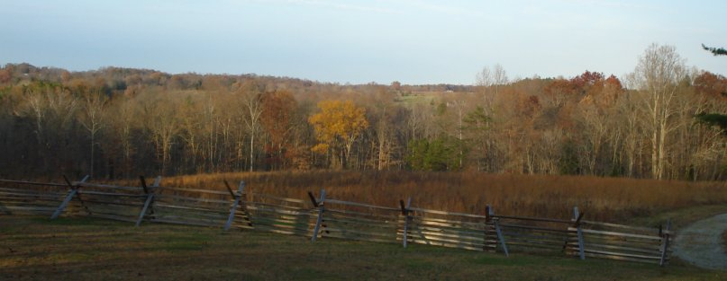 Sailor Creek battlefield