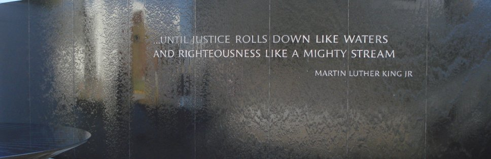 Martin Luther King Fountain in Montgomery