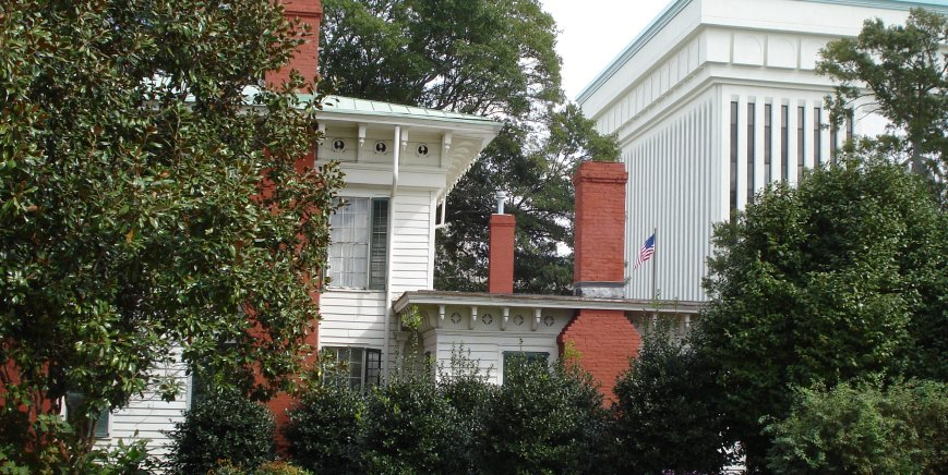 Confederate White House