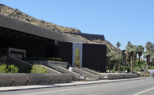 Palm Springs Art Museum building