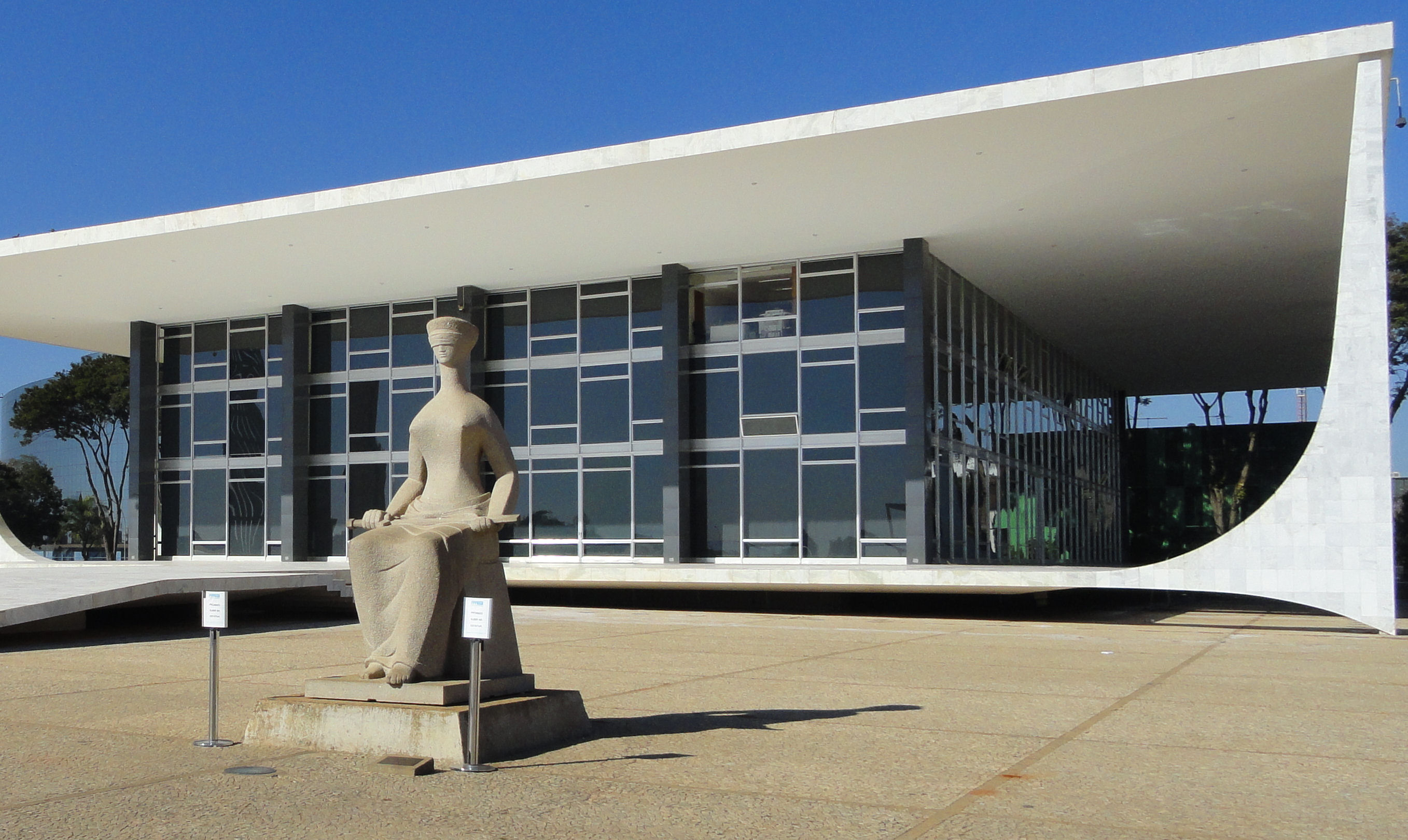 Brazilian Supreme Court in Brasilia