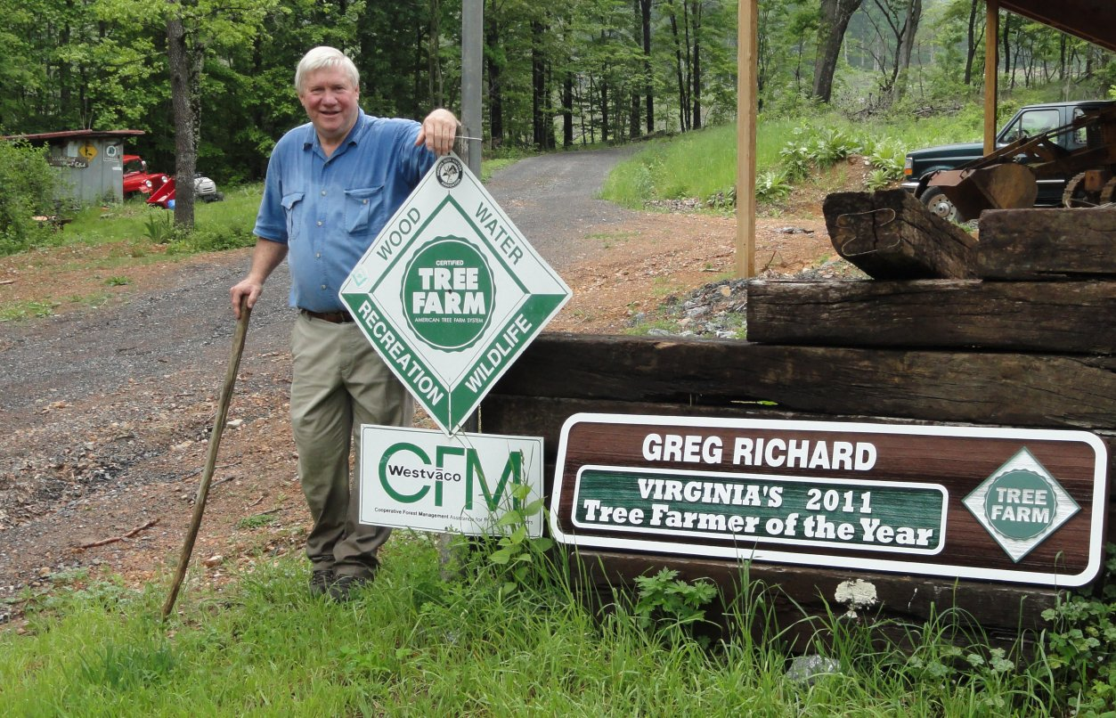 Greg Richard Tree Farm