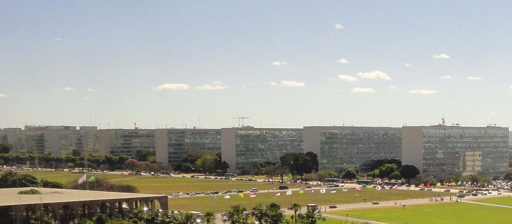 Ministries in Brasilia
